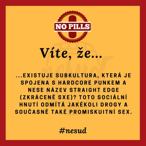Víte že SXE... – Nesuď.cz